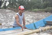 thuyền nan, lũ lụt, miền trung, cứu nạn