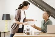 mâu thuẫn vợ chồng, bất đồng quan điểm, kế hoạch công việc, hài hòa, vai trò bổn phận