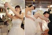 Đám cưới, ảnh cưới, sao việt, khoảnh khắc, ngân khánh, ngọc quyên, trúc diễm, thủy tiên, trà my, lê khánh