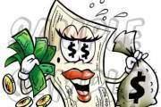 Truyện cười, hài hước, thư giãn, funny, cha con, giải trí, sức mạnh của đồng tiền