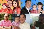 diễn viên, nghệ sĩ, sao Việt, con, cha, Thương Tín, Trần Lực, Hồng Tơ, Hữu Nghĩa, Lê Hùng, Tạ Ban