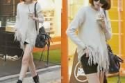 mặc đẹp, kết hợp áo len, che khuyết điểm, trang phục mùa đông