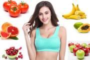 10 loại quả, vòng một, ngực, cải thiện số đo vòng một, nâng ngực, nở ngực, cua so tinh yeu