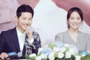 Song Hye Kyo, Song Jong Ki, cua so tinh yeu