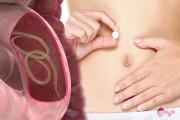Thuốc tẩy gian, quan hệ, có thai, phát hiện có thai, thai nhi, ảnh hưởng, cuasotinhyeu