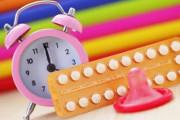 thuốc tránh thai hàng ngày, bao cao su, biện pháp tránh thai, chậm kinh, hoàn toàn yên tâm, cuasotinhyeu