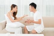 tuổi của thai, ngày dự sinh, mâu thuẫn, vợ chồng, sinh thiếu tháng, đủ tháng