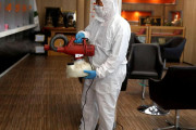 Ngửi mùi Cloramin B có gây hại cho thai nhi không ?