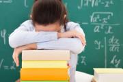 thi tốt nghiệp, học không vào, buồn ngủ, chán chường, học không tập trung