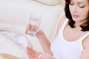 Trót uống thuốc viêm họng khi không biết mình có thai?