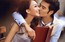 Gieo một nụ hôn, trồng cây hạnh phúc