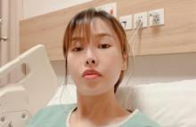 Quế Vân bị thiếu máu khi sắp sinh nở, phát hiện chồng ngủ với vợ cũ