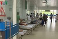 nắng nóng, nắng nóng kéo dài, bệnh ở người già, trẻ em, Nghệ An, hô hấp, nhập viện