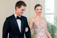 miranda kerr  ,   kết hôn  ,   tỷ phú   ,  công nghệ