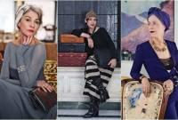 thời trang ,thời trang cụ bà ,thời trang người lớn tuổi