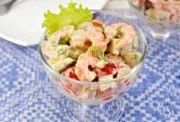 cách làm, salad, cách làm salad tôm, cách làm salad , dưa chuột