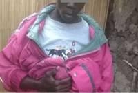 của quý , thanh niên, cậu nhỏ ,Kenya ,bệnh lạ, khổ sở, ác mộng