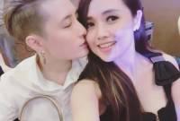 MC VTV, Sao đồng tính ,Mối tình đồng tính ,MC Ngọc Trang