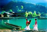 tây lương nữ quốc, hồ Lugu ,Vân Nam, mẫu hệ