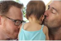 đồng tính nam, sinh con, đàn ông sinh con, tâm lý