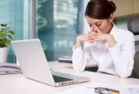 sử dụng máy tính, ảnh hưởng sức khỏe, sai lầm, văn phòng