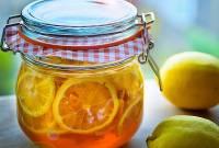 nước mật ong ấm. lợi ích, sức khỏe, thành phần tự nhiên