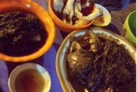 tiết tần, gà tần, phố cổ Hà Nội, món ngon, ăn vặt