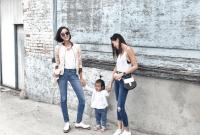 mặc đẹp, thời trang, làm mẹ, bận rộn, phong cách