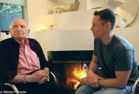 đồng tính  ,   người đồng tính  ,   cụ ông 95 tuổi đồng tính ,    câu chuyện, come out,