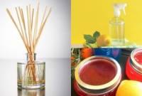 nước xịt phòng, Khử mùi tinh dầu, nước làm thơm phòng, baking soda  , cua so tinh yeu