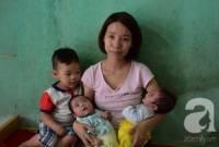 mẫu tử , sinh đôi  ,cho con , nghèo khó , cua so tinh yeu, xin con nuôi