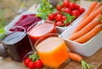 trẻ sơ sinh, không nên uống nước ép hoa quả, cua so tinh yeu