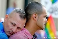 đồng tính  ,   đồng tính bị trầm cảm ,    người đồng tính