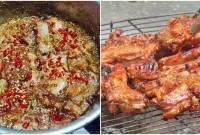 thịt nướng cơm tấm, món ngon, cua so tinh yeu