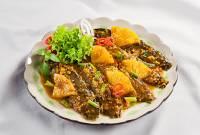 cá chạch kho xả, món cá, món kho, món ngon, cua so tinh yeu