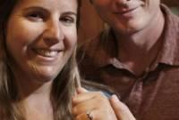Đi Ý du lịch,tìm thấy, nhẫn đính hôn, mất từ 9 năm trước trên vỉa hè,Margaret