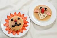 banh ran, pancake, pancake thu cung, cua so tinh yeu