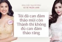 Lê Âu Ngân Anh, Nguyễn Thị Thành, Hoa hậu, scandal, cua so tinh yeu