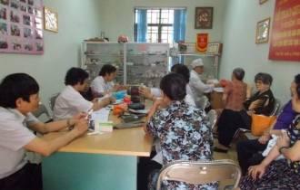 Hà Nội, bác sĩ, khám bệnh miễn phí, về hưu, cua so tinh yeu