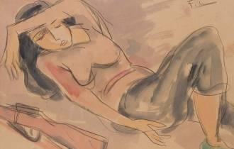 triển lãm, hội họa, Phạm Lực, cua so tinh yeu