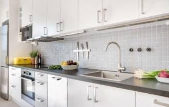 Nhà bếp - Phòng ăn, Mẹo vặt gia đình, giữ sạch phòng bếp, cua so tinh yeu