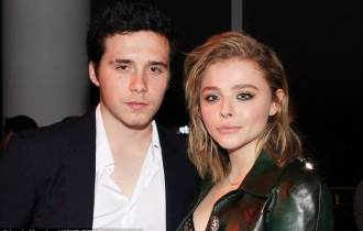 chloe moretz, Brooklyn Beckham và Chloe Moretz, brooklyn beckham, dylan o'brien, sao hollywood, cua so tinh yeu