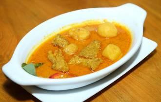 Nấu cà ri chay, cách nấu món chay, nấu món chay, nấu món chay đơn giản, cà ri chay, cua so tinh yeu