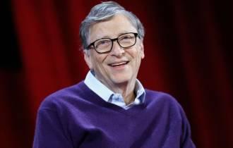 tỷ phú Bill Gates, đồng sáng lập microsoft, sự tò mò, thành công, khao khát học hỏi, cua so tinh yeu