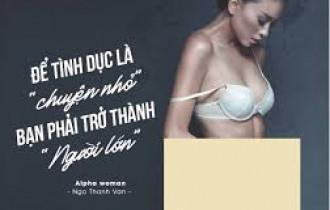 Ngô Thanh Vân, chuyện tình dục, sách đầu tay, cửa sổ tình yêu.