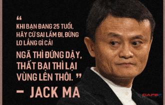 tỷ phú Jack Ma, tập đoàn alibaba, lời từ chối, vấp ngã, vượt qua thất bại, nắm bắt cơ hội, cua so tinh yeu