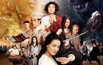 Châu Tinh Trì, Tây Du Ký, Tứ đại mỹ nữ, Mối tình ngoại truyện, cua so tinh yeu