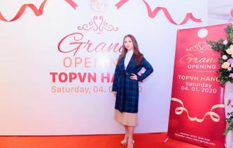 Ngọc Phương, đại sứ thương hiệu, nhan sắc nữ hoàng, TOPVN