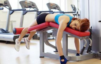 tập gym, kiệt sức vì tập gym, nguyên tắc khi tập gym