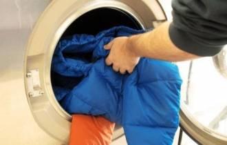 giặt áo khoác lông vũ, mẹo vặt gia đình, cách giặt áo khoác lông vũ siêu nhẹ, áo lông vũ, mẹo vặt, cua so tinh yeu
